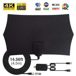 Amplificador de antena de interior tv smart