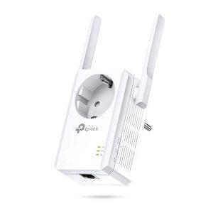 Amplificador wifi con antenas externas