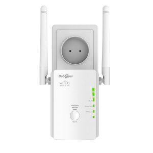 Antena wifi de máxima velocidad