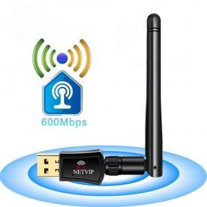 Antena wifi polivalente