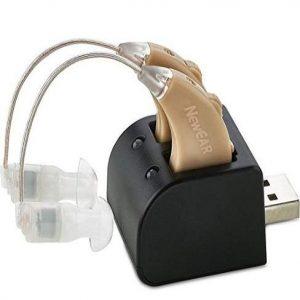 Audífono para sordos NewEar digital