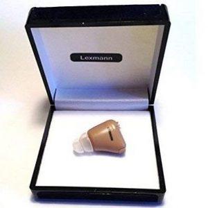 Audífono para sordos recargable