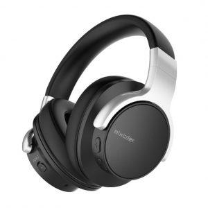 Auriculares bluetooth con micrófono y cancelación de ruido