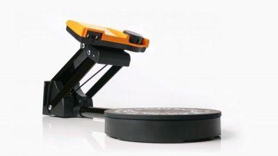 Cómo funciona un escáner 3D