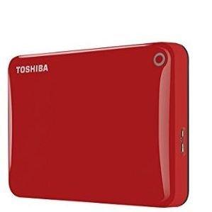 Disco duro externo 1tb Toshiba Canvio Connetc II