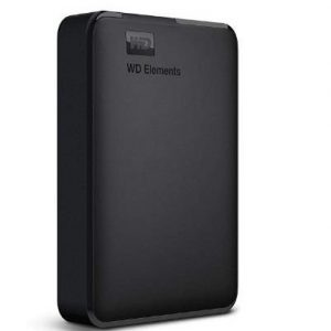 Disco duro externo 1tb WD Elements