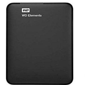 Disco duro externo 2TB WD Elements