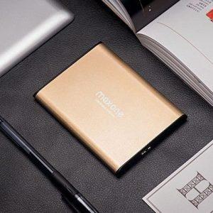 Disco duro externo 500GB ultra delgado