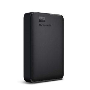 Disco duro externo portátil de 4 TB WD Elements
