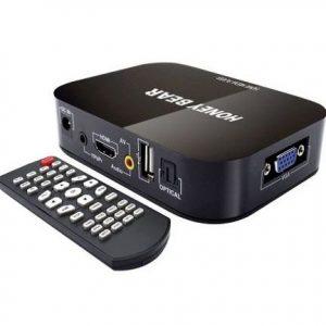 Disco duro multimedia con reproductor Honey Bear