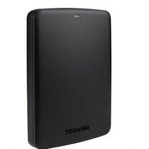 Disco duro multimedia Toshiba Canvio Basics