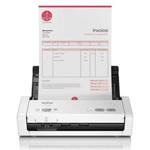 Escáner de documentos departamental compacto y de alta velocidad