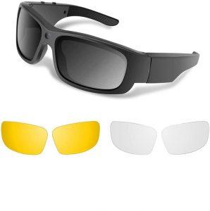 Gafas de sol espía