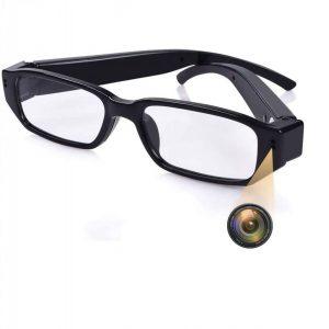 Gafas espía con cámara oculta