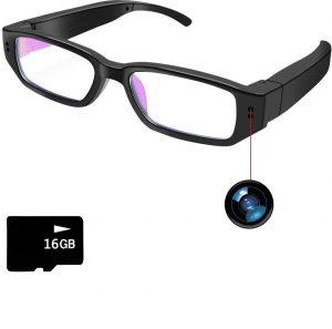 Gafas espía discretas