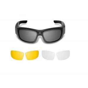 Gafas espía polarizadas
