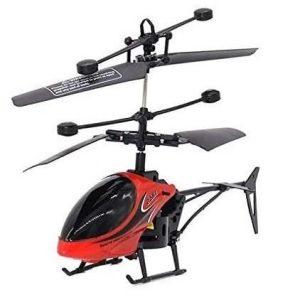 Helicóptero teledirigido bidireccional ligero