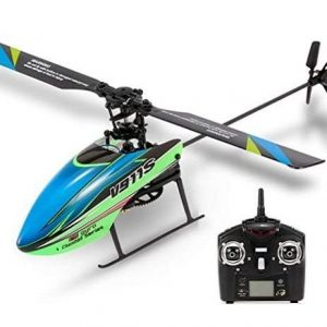 Helicóptero teledirigido sin alerón Goolsky
