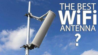 Antenas Wifi de largo alcance