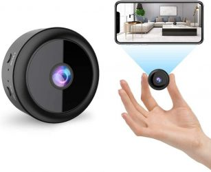 Mini cámaras espía
