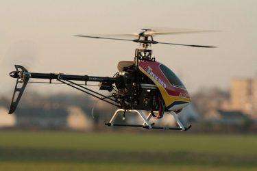 Helicópteros teledirigidos para niños