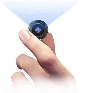 Mini cámara espía compacta