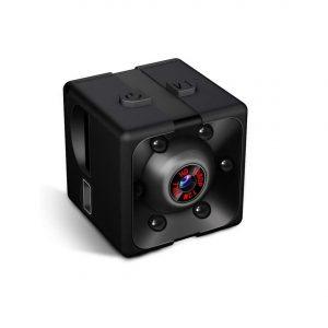 Mini cámara espía con sensor nocturno
