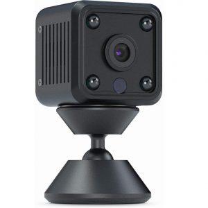 Mini cámara espía ligera