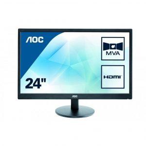 Monitor 24 pulgadas con altavoces integrados