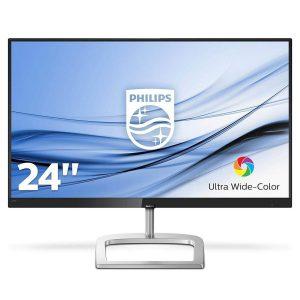 Monitor 24 pulgadas con tecnología de visión amplia