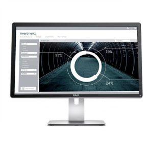 Monitor 4k con retro iluminación LED