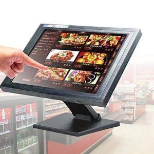 Monitor táctil LCD