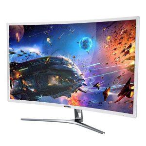 Monitor ultrawide con pantalla anti-reflejo