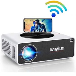 Proyector 4K con wifi