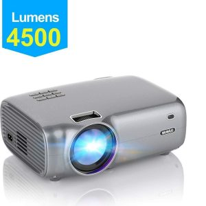 Proyector LED full HD con imagen fluida