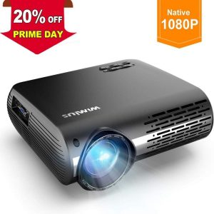 Proyector LED full HD con interfaz multimedia