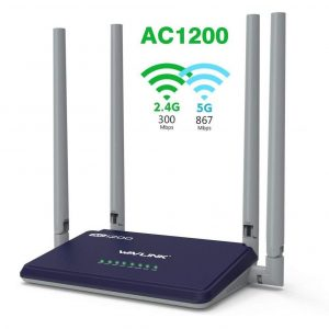 Router inalámbrico muy veloz