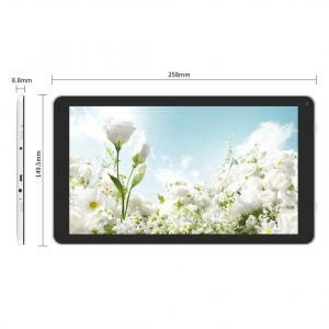 Tablet 10 pulgadas con dos cámaras