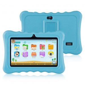 Tablet para niños azul
