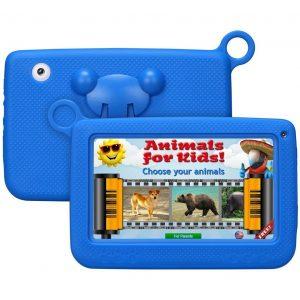 Tablet para niños con 7 pulgadas