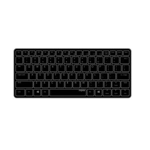 Teclado bluetooth recargable